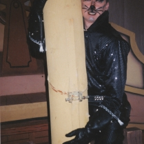 Steve Davies as King Rat
