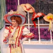 Sandra as Dolly