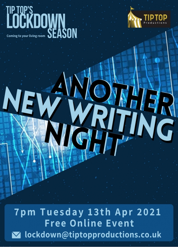 Another New Writing Night