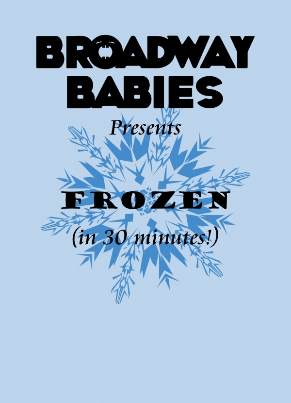 Broadway Babies presents Frozen