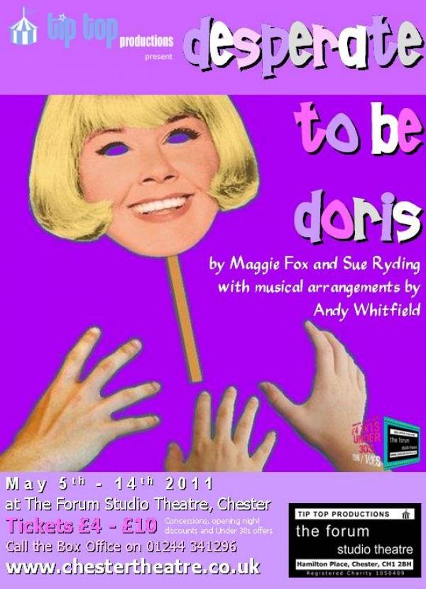 Desperate to be Doris