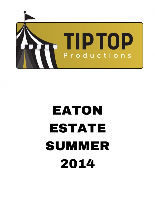 Eaton Estate Summer 2014