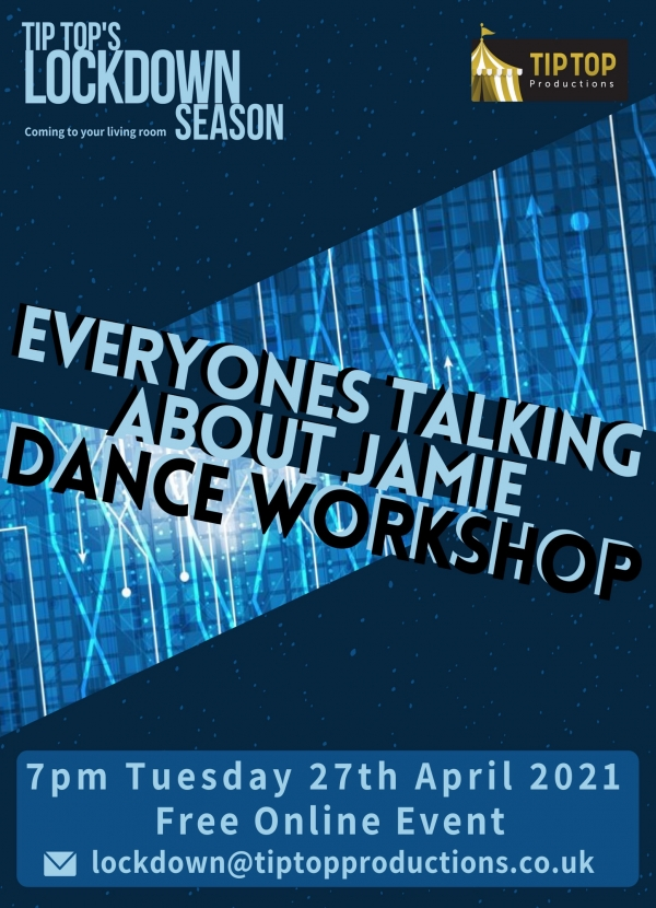 'Everyone's Talking About Jamie' Dance Workshop