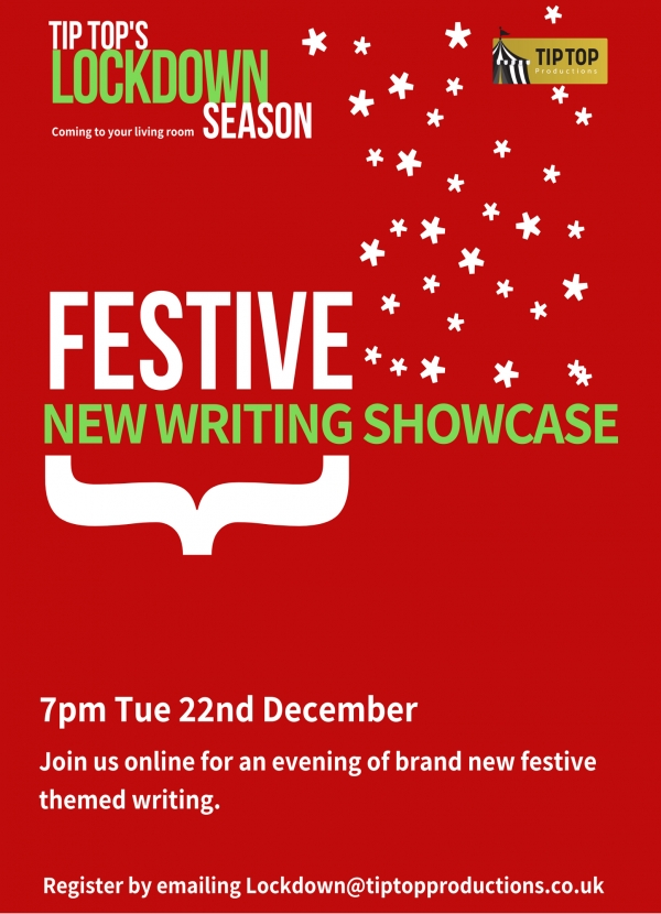 Festive Writing Showcase