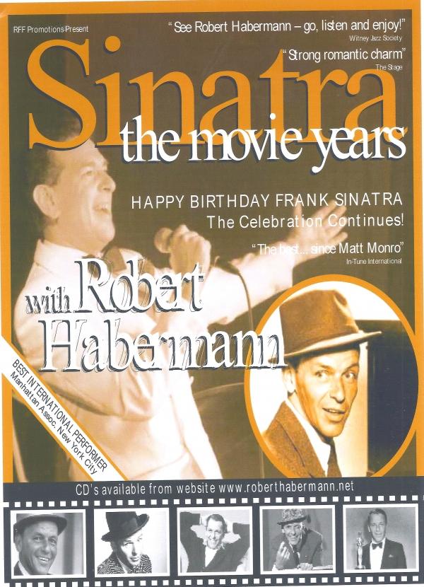 FRANK SINATRA - The Movie Years