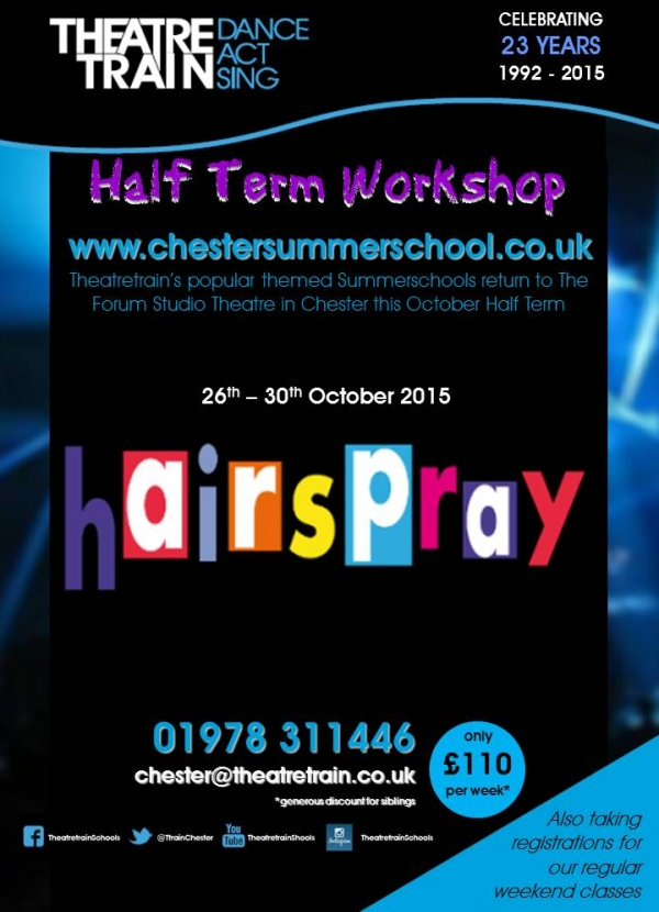 Half Term Holiday Worshop
