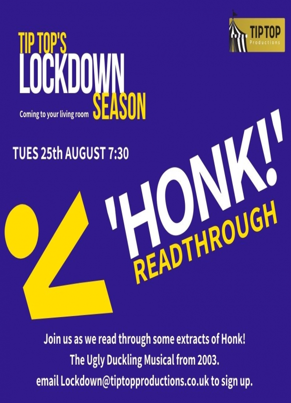 'Honk!' readthrough