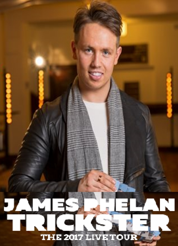 James Phelan - Trickster