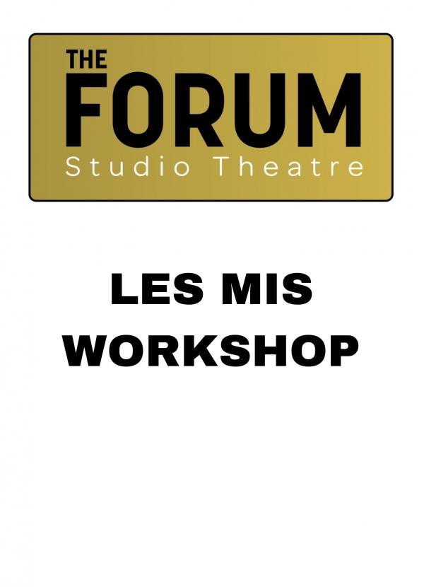 Les Miserables Workshop