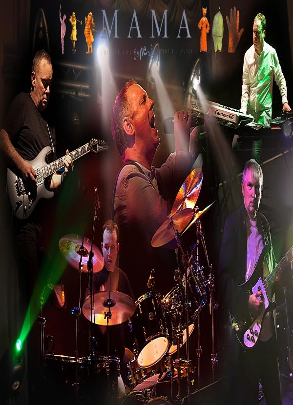 Mama - A Genesis Tribute Band