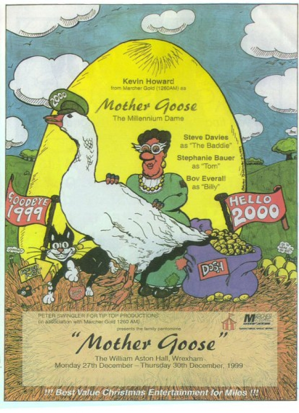 Mother Goose - The Millenium Dame