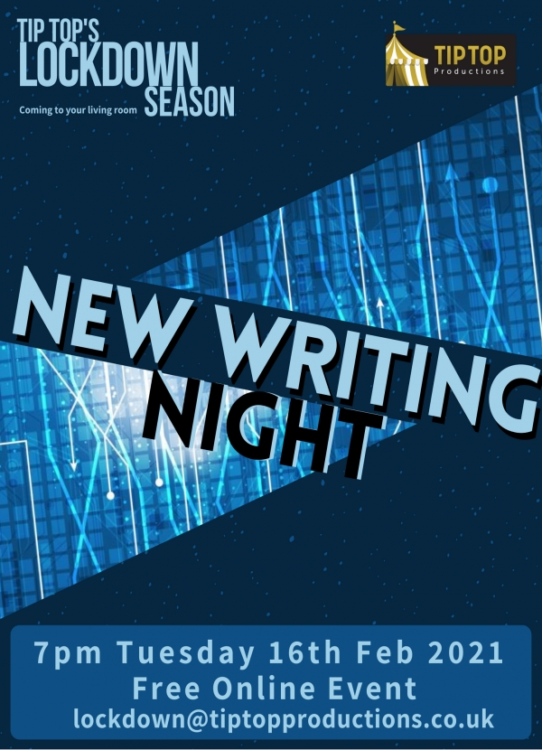 New Writing Night