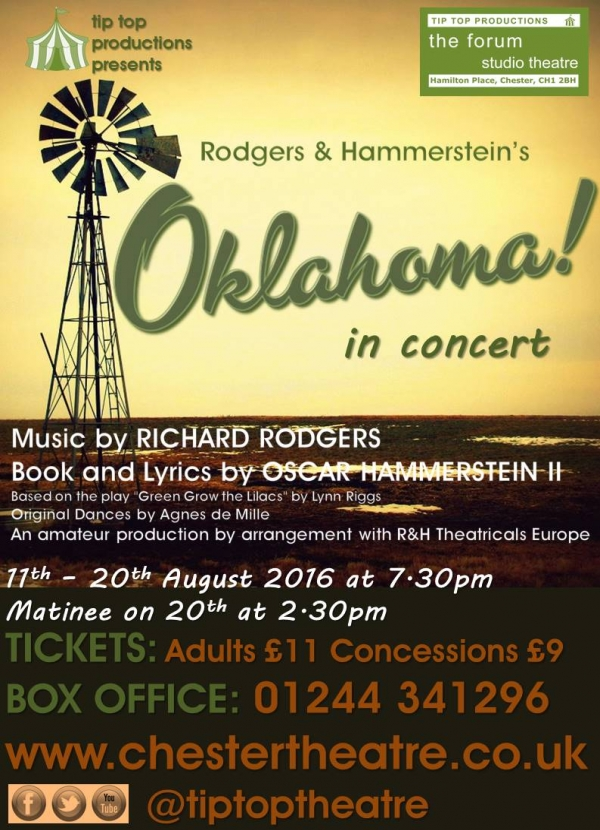 Oklahoma! in Concert