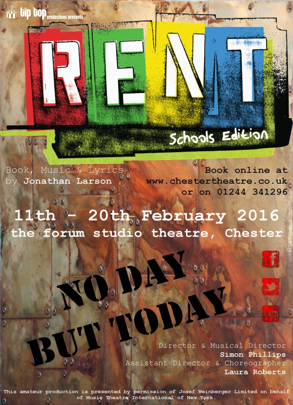 RENT - Schools Edition