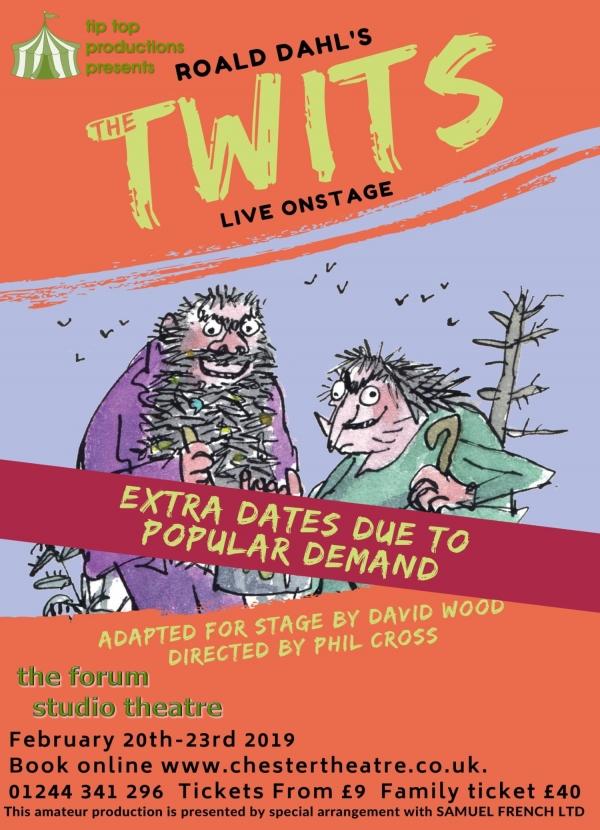 Roald Dahl's 'The Twits'
