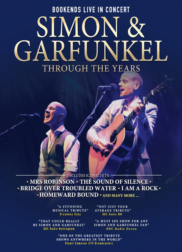 Simon & Garfunkel – Through The Years