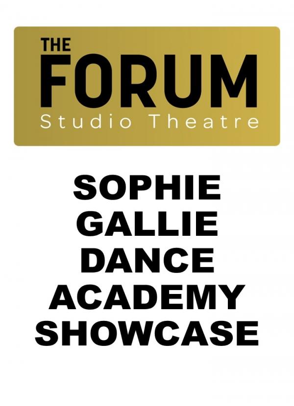 Sophie Gallie Dance Academy showcase
