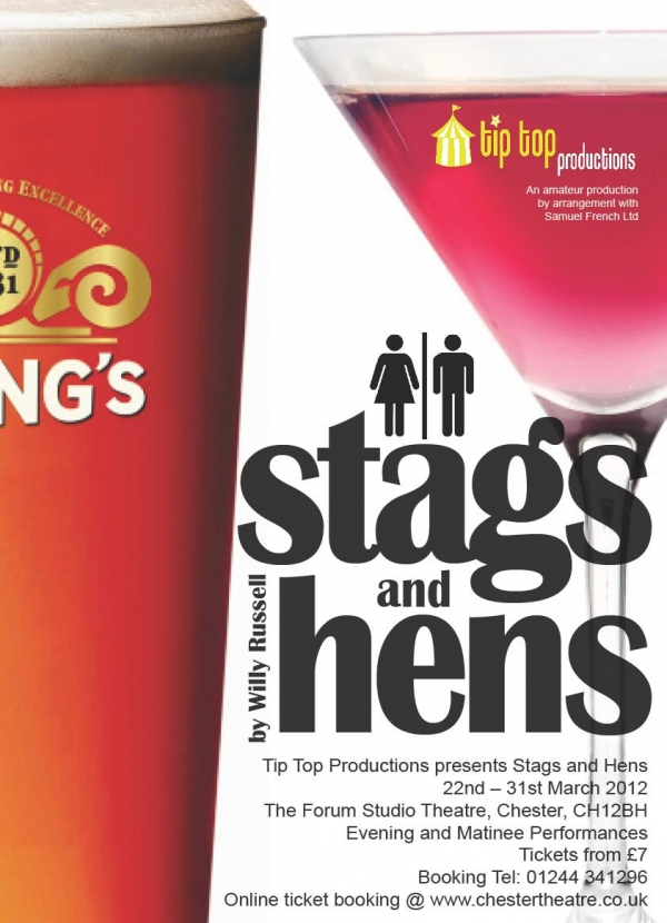 Stags and Hens