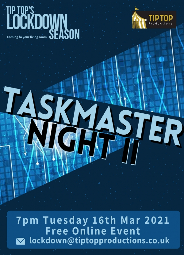 Taskmaster Night 2