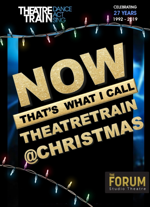 Now That's What I Call Theatretrain at Christmas