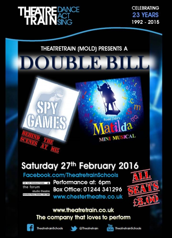 Theatretrain Double Bill
