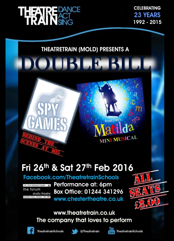 Theatretrain Mold Double Bill