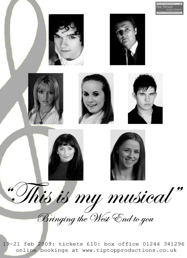 This Is My Musical ('TIMM')
