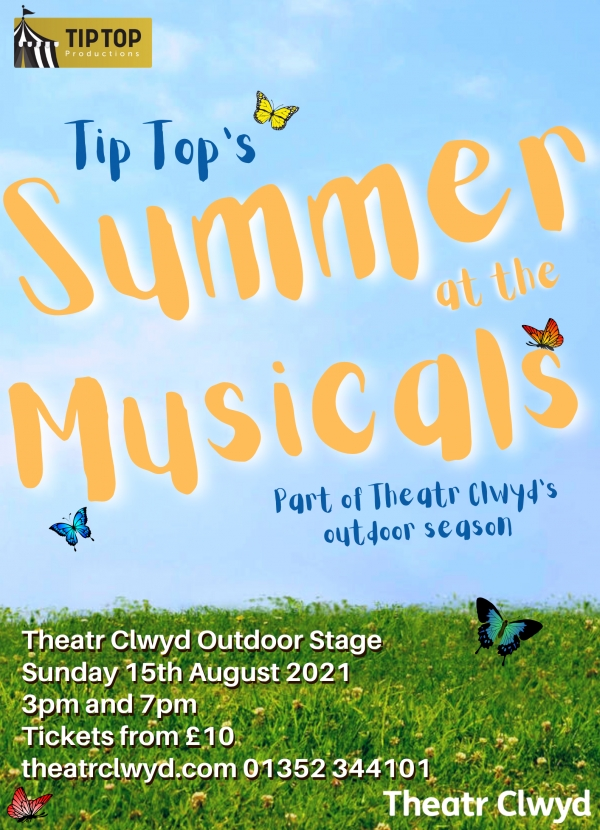 Tip Top's Summer at the Musicals