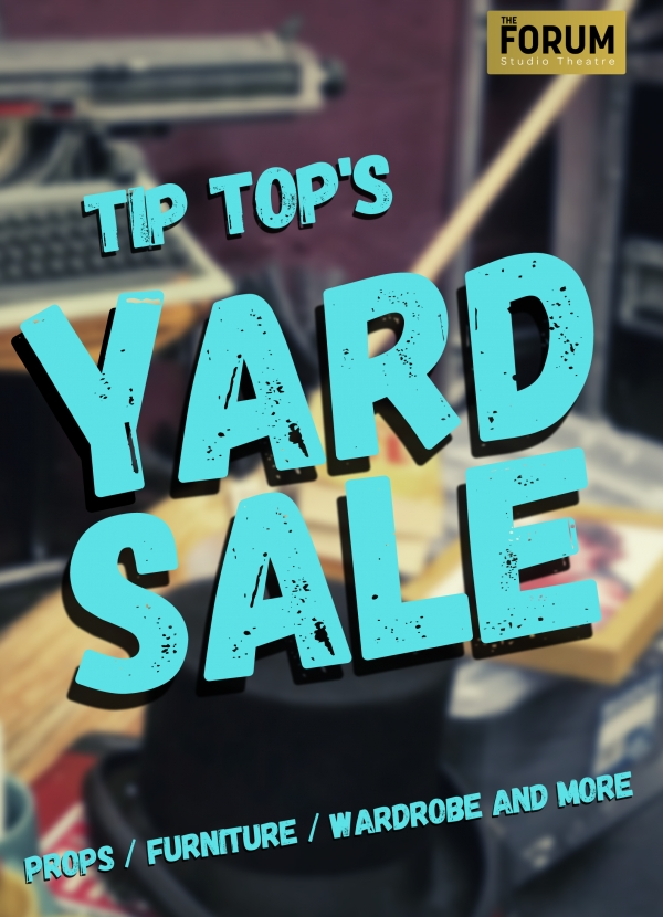 Tip Top's Yard Sale